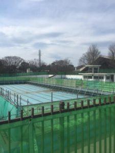 駒沢公園屋外プール